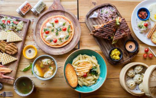 Feel Good Food @THE GOOD FOODCAFE