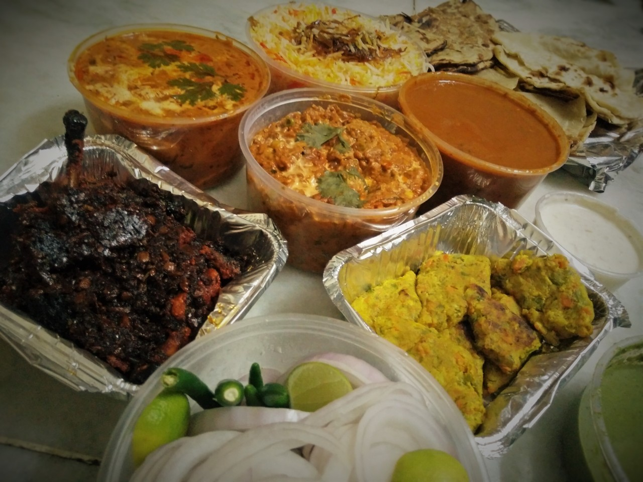 Yeh Curry Zaroor Order Karein ! @ Curry MeUp