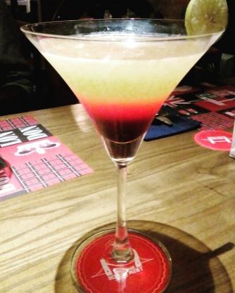 Sunrise Martini