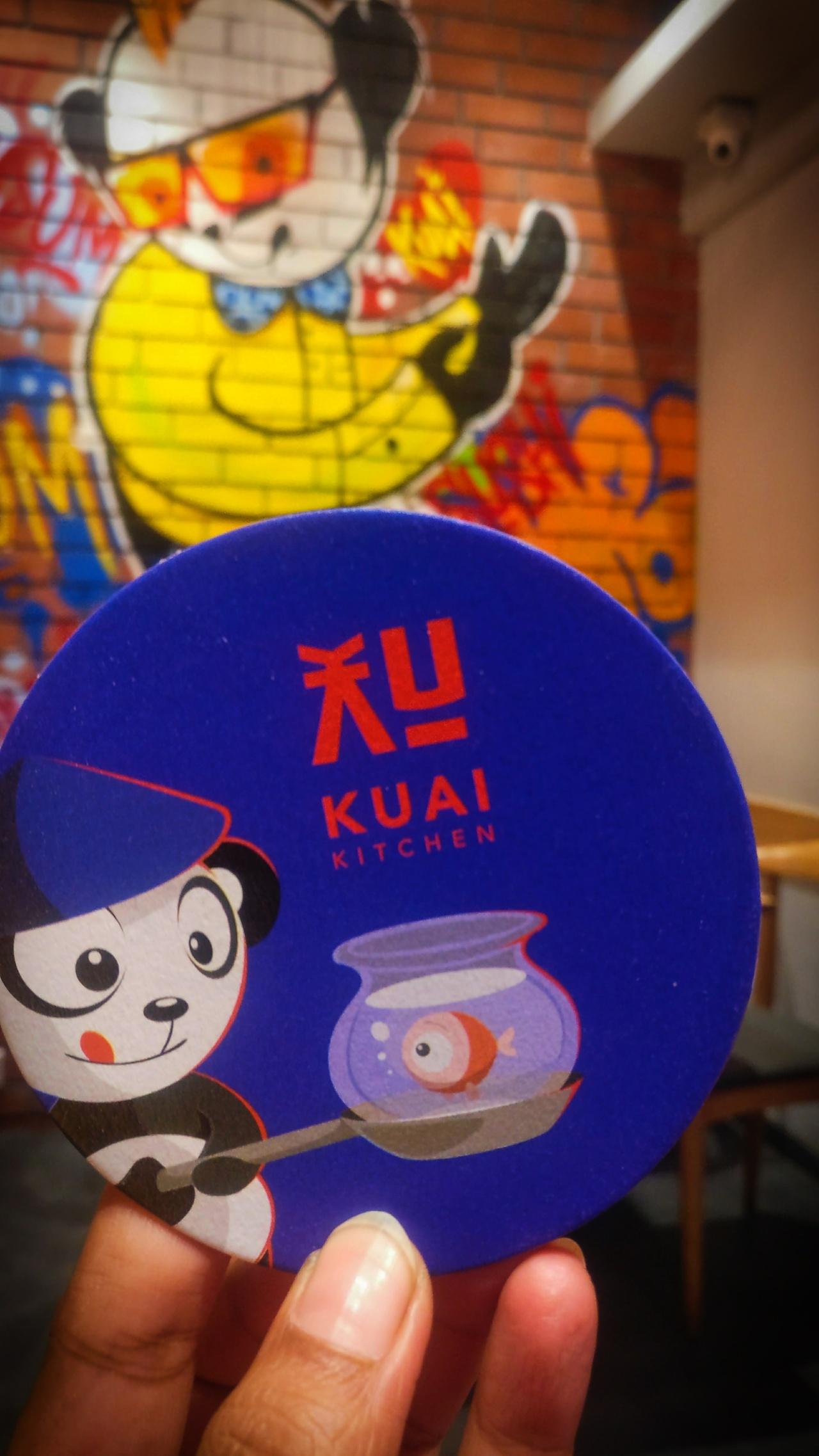 Sushi that is Pocket Friendly @ KUAIKitchen