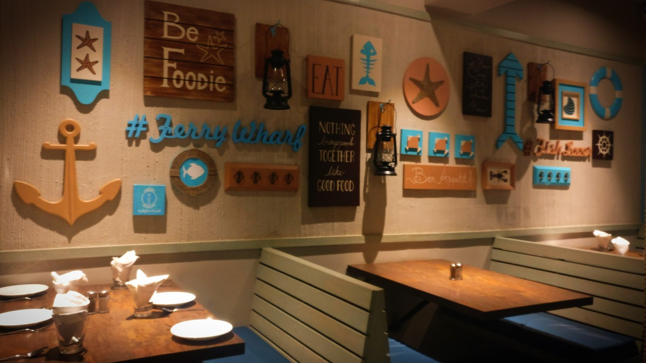 Ferry Wharf – For Your Sea FoodCravings!